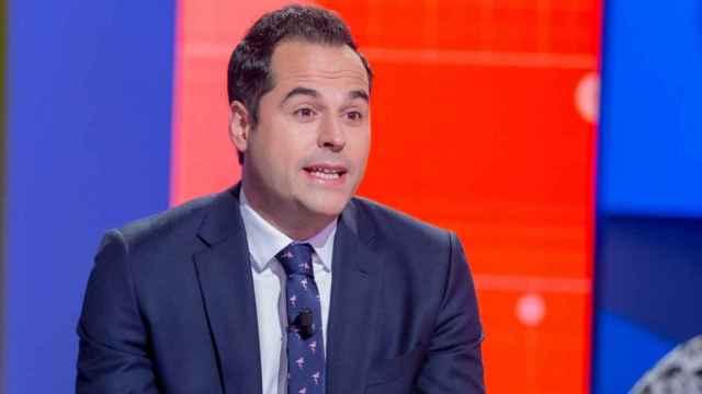 Elexvicepresidente de la Comunidad de Madrid y dirigente de Ciudadanos, Ignacio Aguado, este martes en La 1.