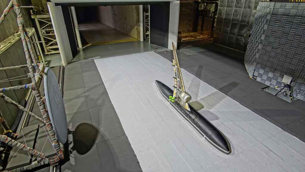 Perfil alar creado por la NASA para reducir ruido