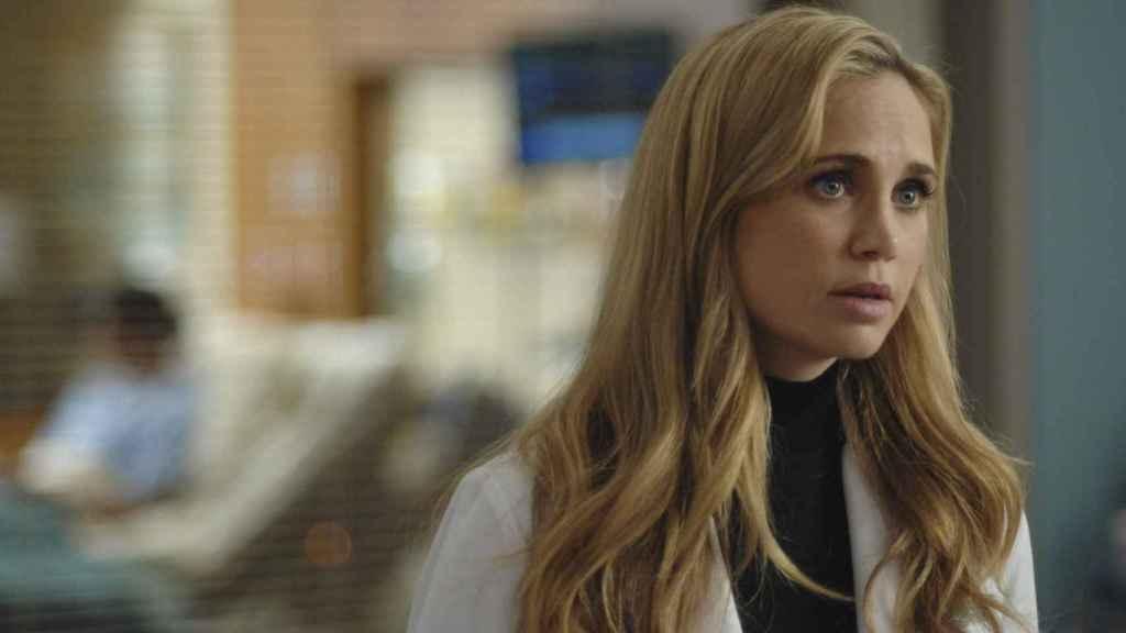 Fiona Gubelmann abrió su corazón en la cuarta temporada.