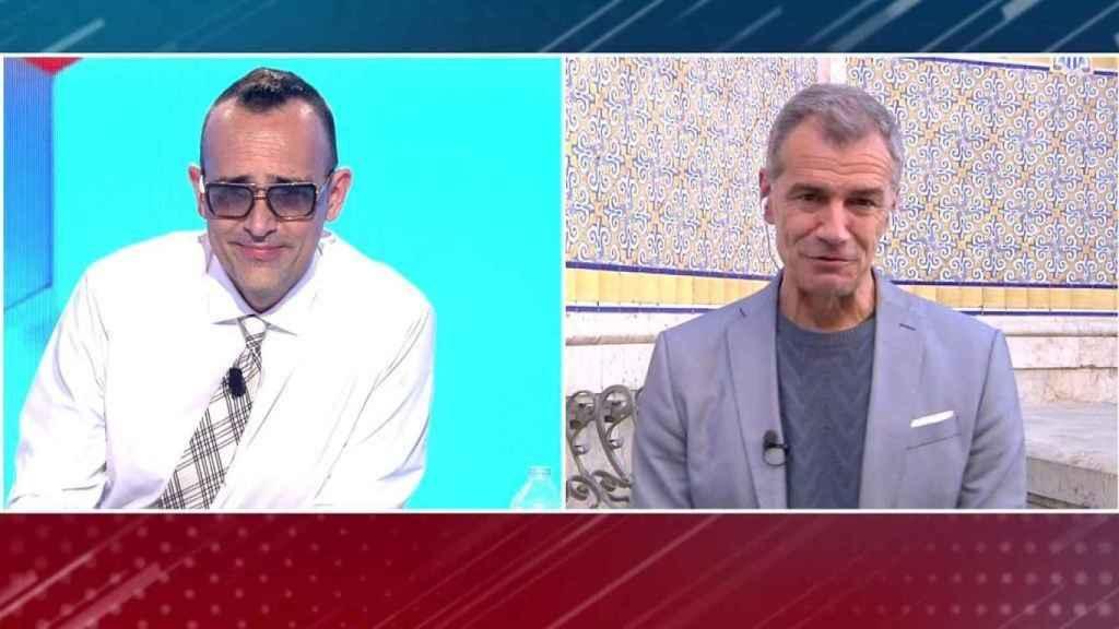 Risto Mejide ha ofrecido a Toni Cantó ser tertuliano de 'Todo es mentira'.