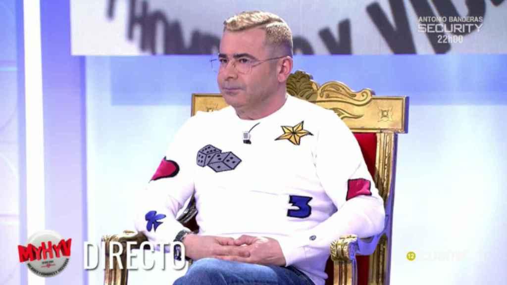 El trono de Jorge Javier Vázquez no ha logrado remontar las cifras de audiencia.