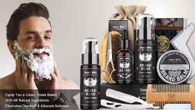El kit para la barba que triunfa en Amazon.