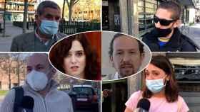 Vamos a Vallecas a preguntar a los ciudadanos qué tal reciben la noticia de la candidatura de Iglesias por Madrid.