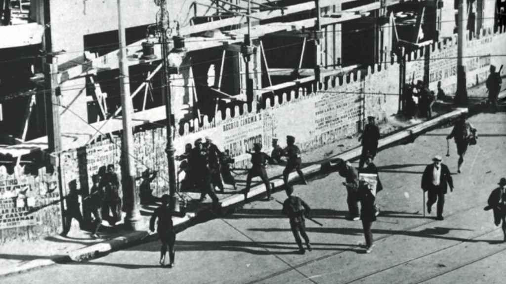 La insurrección de la UGT y la CNT de agosto de 1917 fue la más violenta y sangrienta hasta la revolución de octubre de 1934.