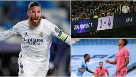 El Real Madrid y las eliminaciones contra Ajax y Manchester City