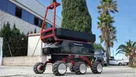 El robot creado para realizar tareas en la industria o la construcción.