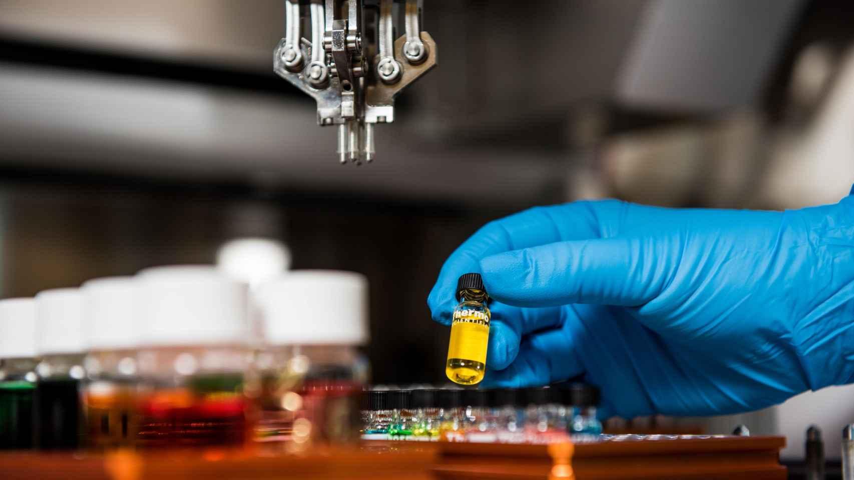 Imagen de un laboratorio. Foto: Science in HD / Unsplash