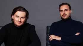 Eric Demuth y Paul Klanschek, cofundadores de Bitpanda.