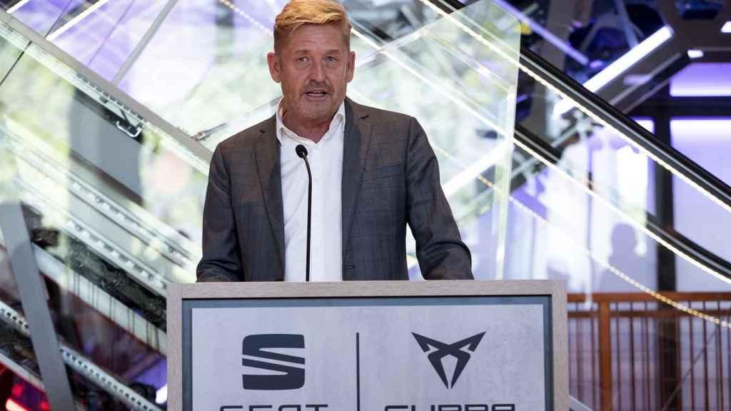 Wayne Griffiths, presidente de Seat y consejero delegado de Cupra.