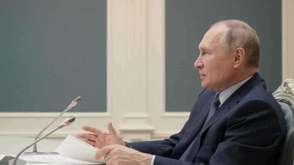 Vladimir Putin, en una imagen de archivo.