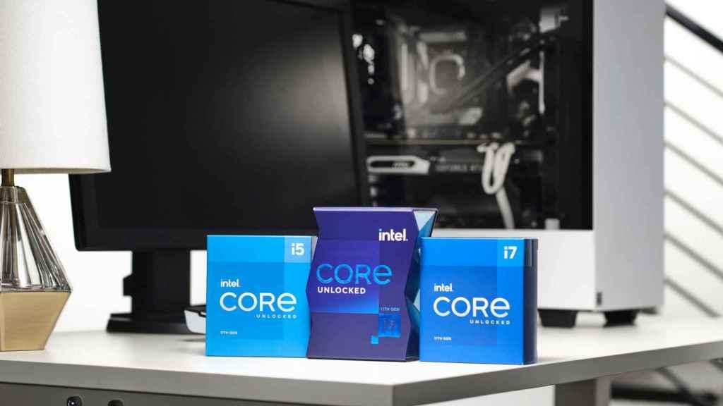 Nueva gama Intel Core de 11ª generación