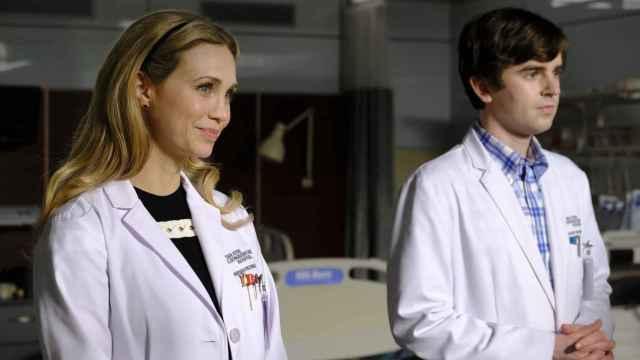 'The Good Doctor', serie producida por AXN, uno de los canales de Sony.