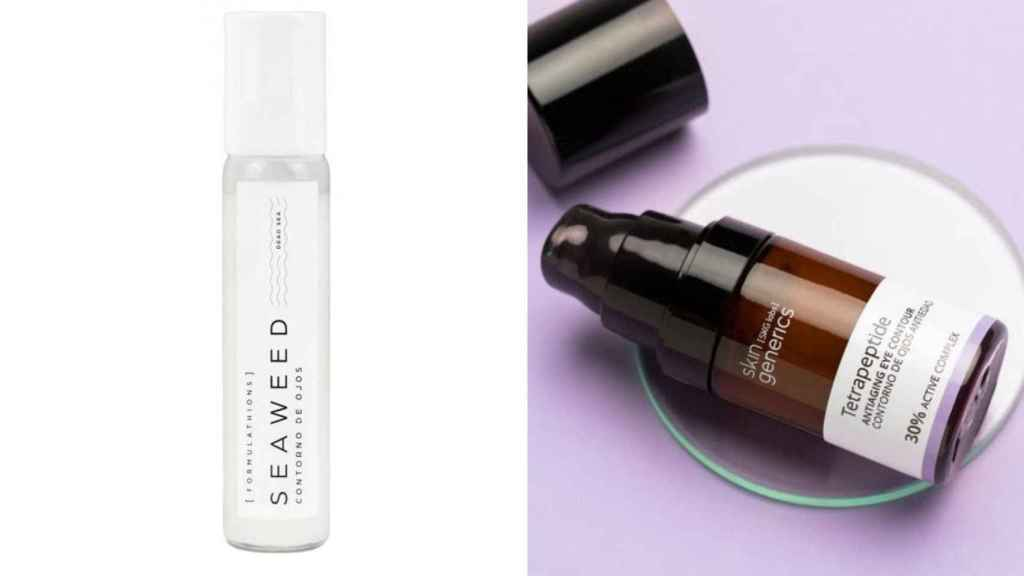 The eye contours are recommended to be used twice a day in small proportions.