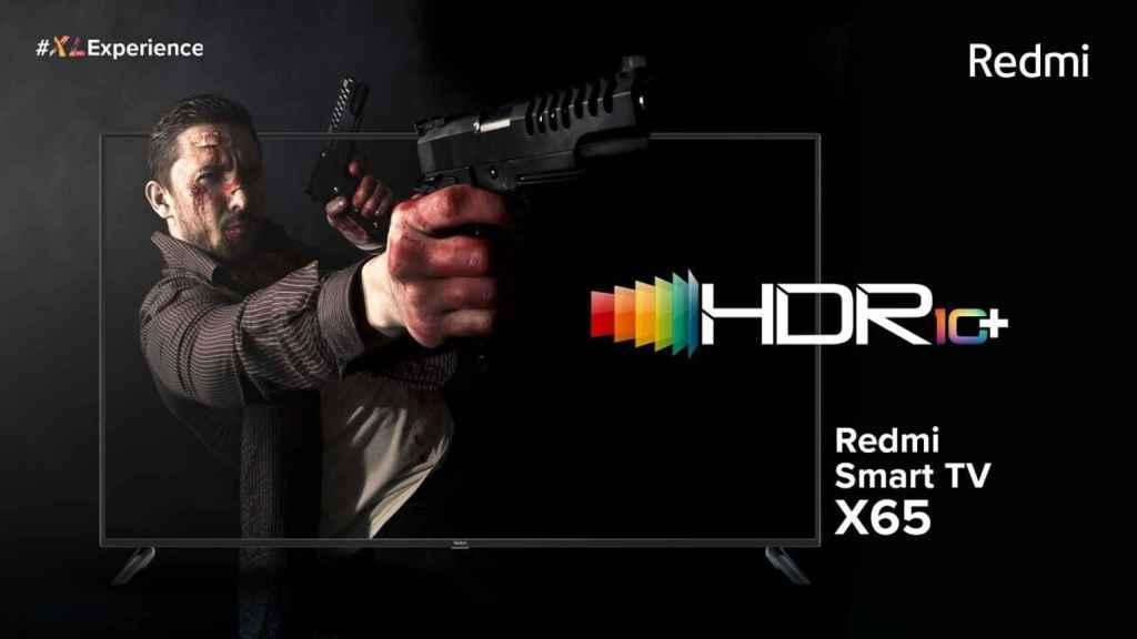 HDR10+, 4K y mucho más.