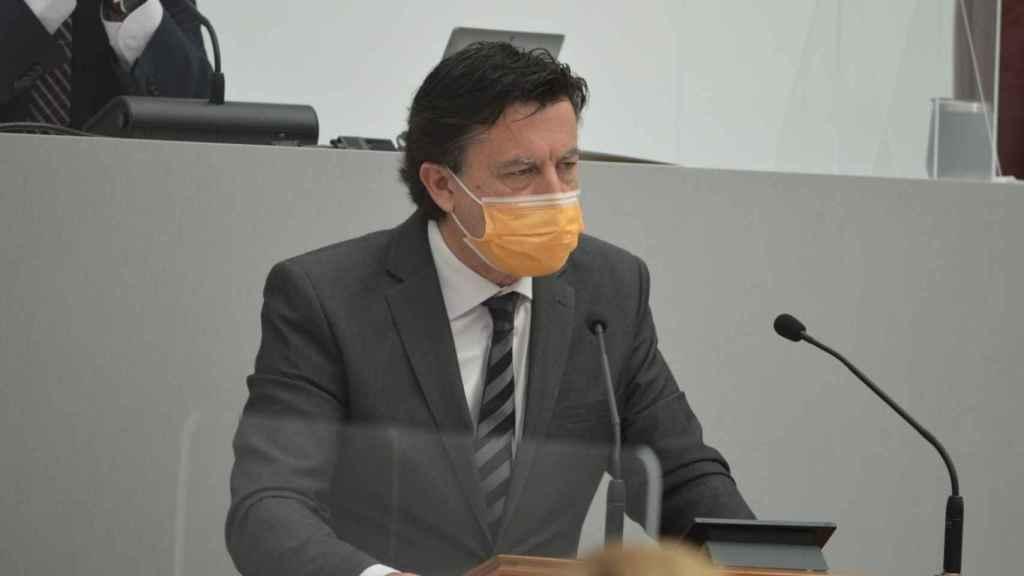 Juan José Molina, diputado de Ciudadanos.