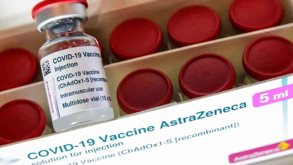 AstraZeneca niega que las vacunas descubiertas en Italia sean para Reino Unido