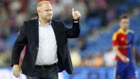 Heiko Vogel, entrenador del filial del Borussia Monchengladbach