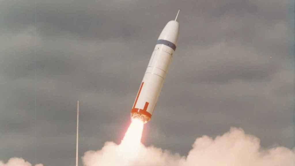 Lanzamiento de misil Trident