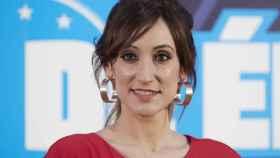 Ana Morgade, durante la presentación de la serie 'Cuerpo de élite'.