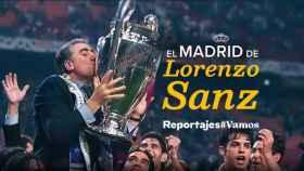 La portada del reportaje de Lorenzo Sanz en Movistar+