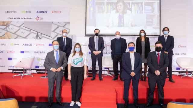 V Encuentro FP Dual El Español: Una visión tras el nuevo plan en marcha y la Covid-19