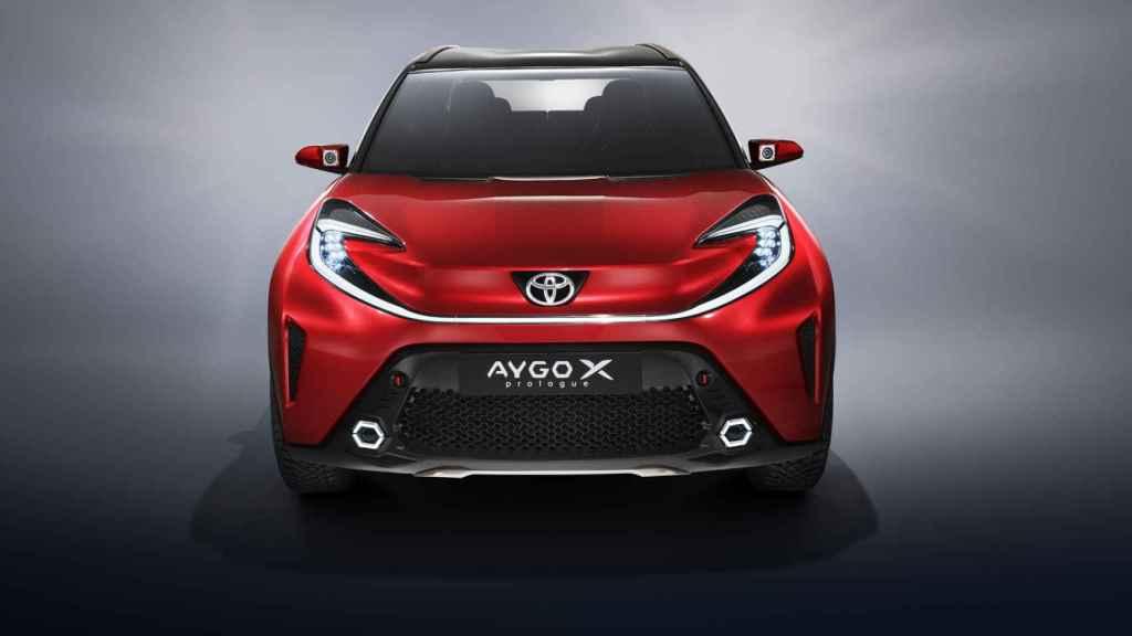 Este modelo compite en la categoría de los coches urbanos, lo que se conoce como segmento A.