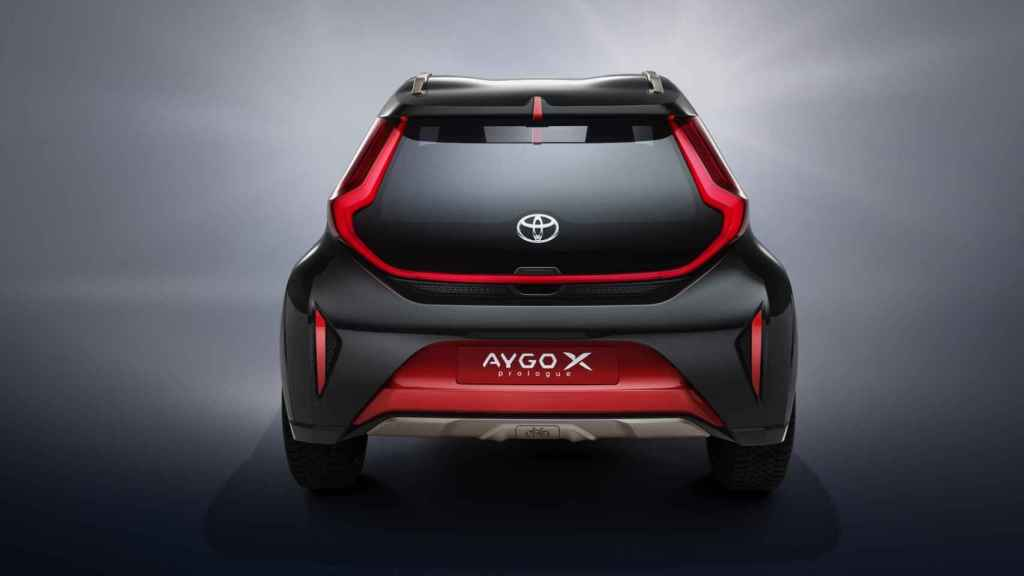 El próximo Toyota Aygo estará basado en la plataforma del Toyota Yaris.