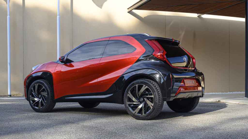 Este modelo se pondrá a la venta después del Toyota Yaris Cross.