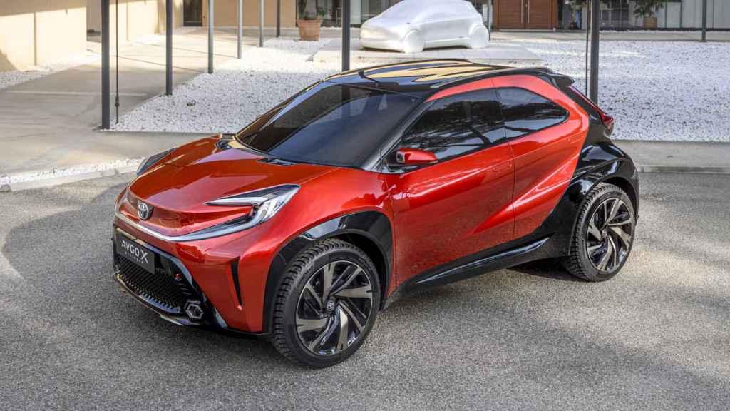 Con este modelo Toyota dice adiós a su colaboración con Peugeot y Citroën en los coches pequeños.