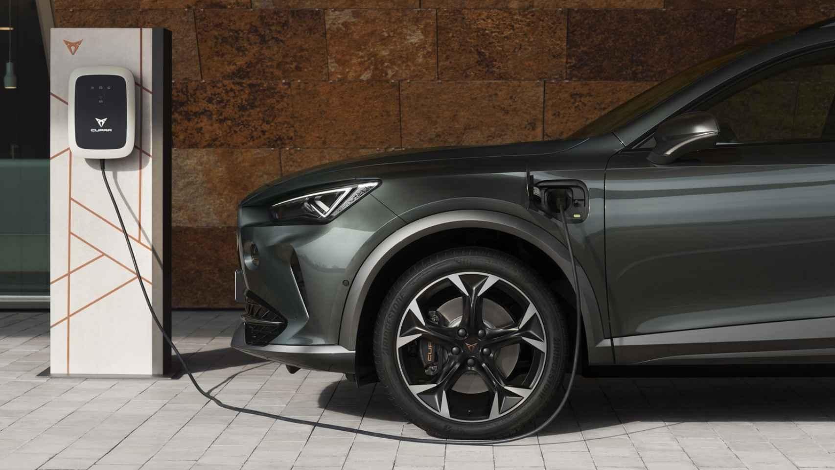 Cupra Formentor e-Hybrid: galería de fotos de este SUV híbrido enchufable