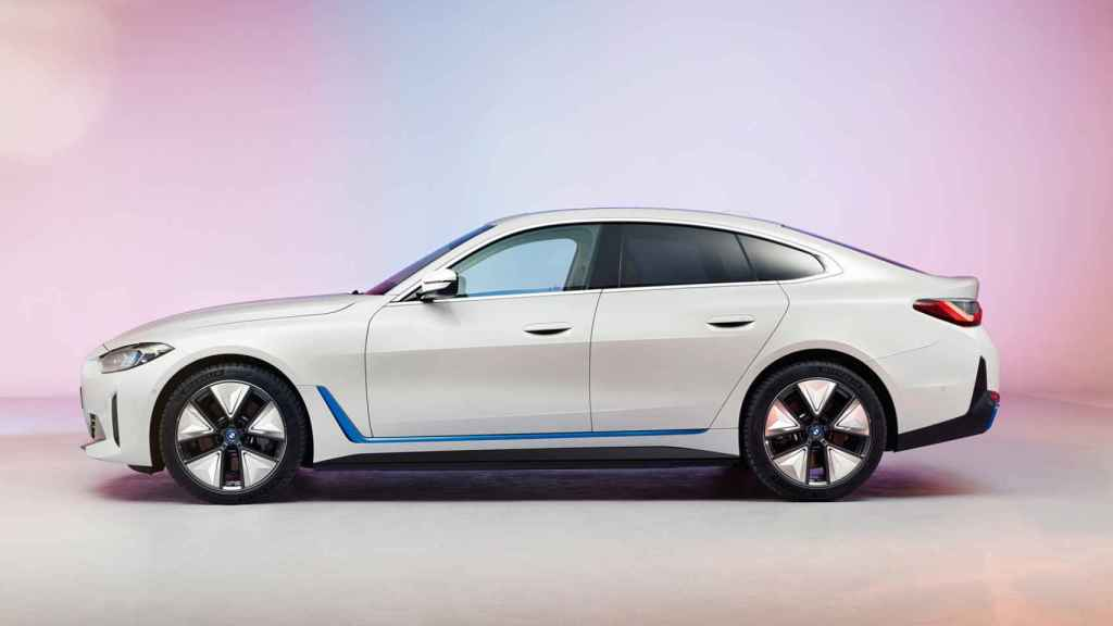 Este modelo se fabrica en Alemania junto con el BMW Serie 4 Gran Coupé.