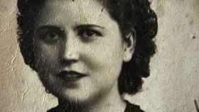 Juliana, la 'abuela coraje', en la que se inspira la novela de Bárbara Montes.