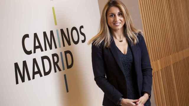 Lola Ortiz es la primera decana del Colegio de  Ingenieros de Caminos de Madrid.