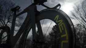 La rueda de bicicleta desarrollada con ayuda de la NASA