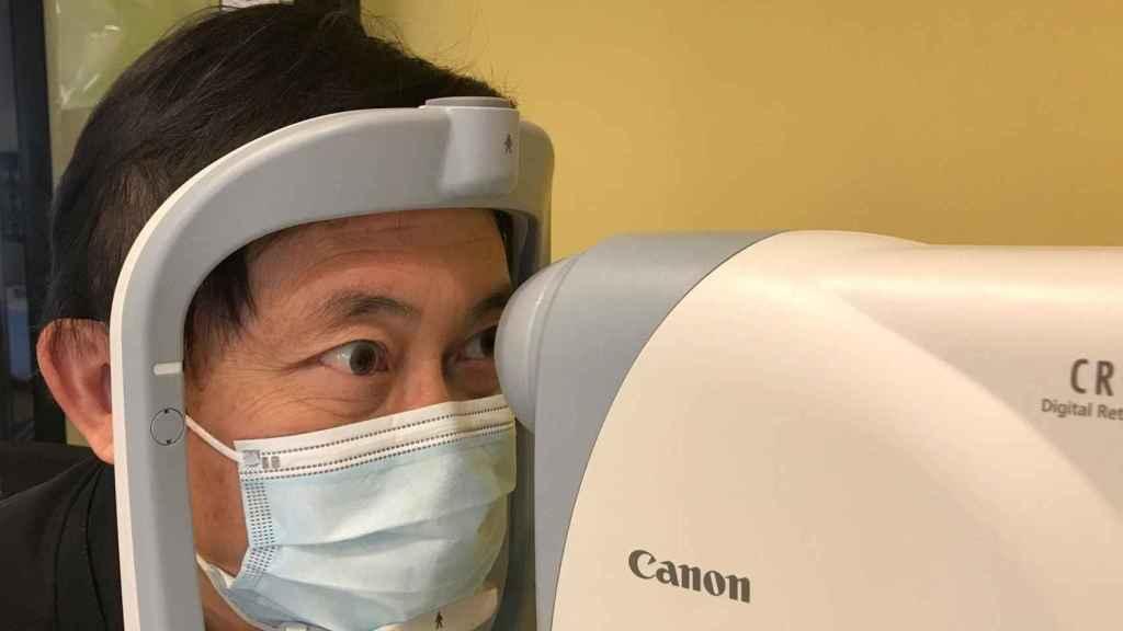 Un escáner de retina para identificar signos de autismo