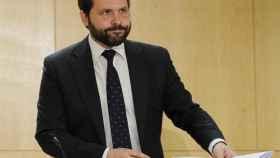Diego Sanjuanbenito, diputado del PP en la Asamblea de Madrid.