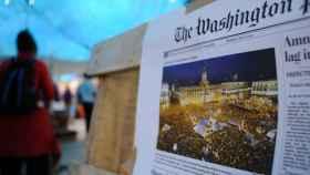 Imagen de archivo de una portada de la cabecera estadounidense.