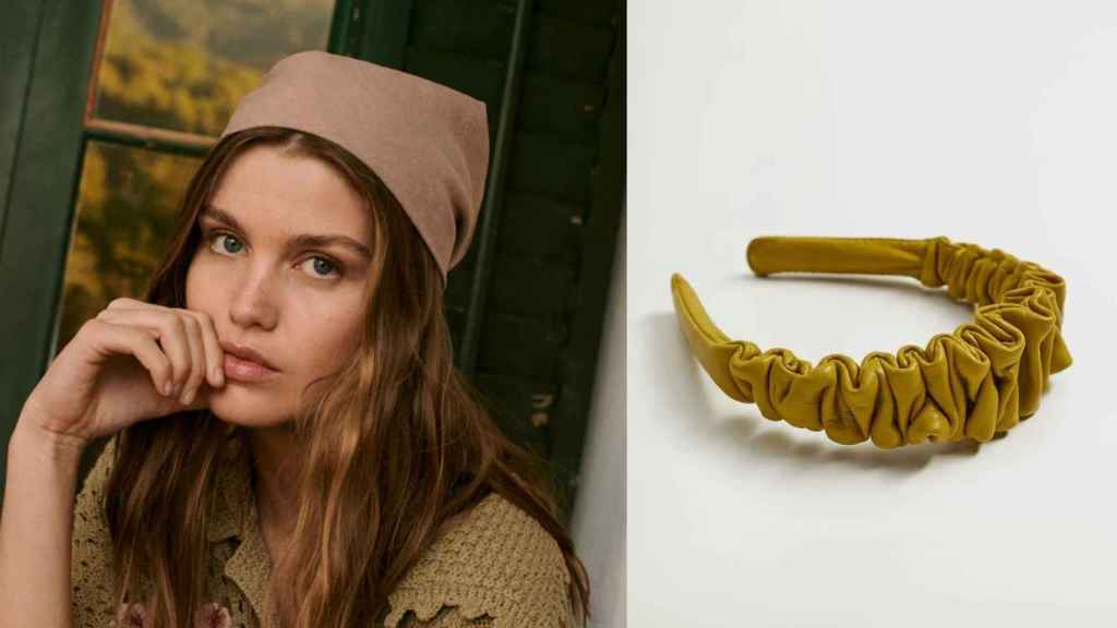 The reign of headbands and turbans continues in 2021 according to the latest collections.