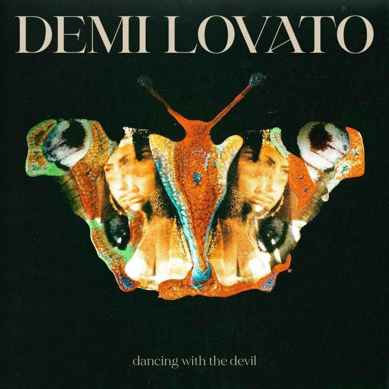 Portada del nuevo 'single' de Lovato, que lleva el mismo título que el documental que acaba de estrenar.