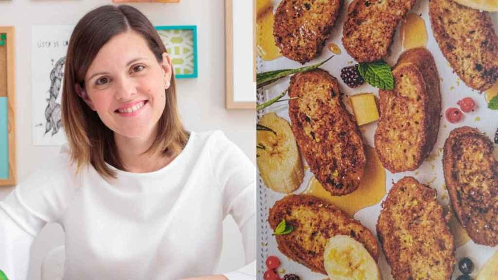 La nutricionista Melisa Gómez.