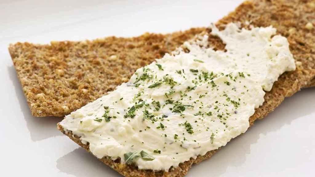 La crema de tofu será comercializada en envases de 200 gramos.
