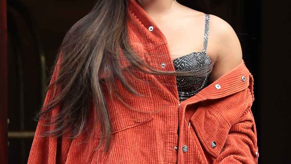 Demi Lovato en una imagen de archivo.