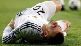 Jesé Rodríguez, lesionado en el Real Madrid - Schalke 04 de la Champions League