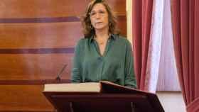 Carmen Núñez, la primera mujer que preside la Cámara de Cuentas de Andalucía.