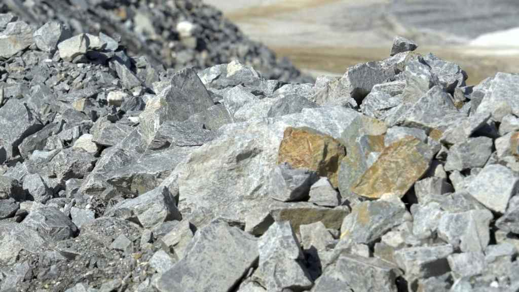 Minerales.