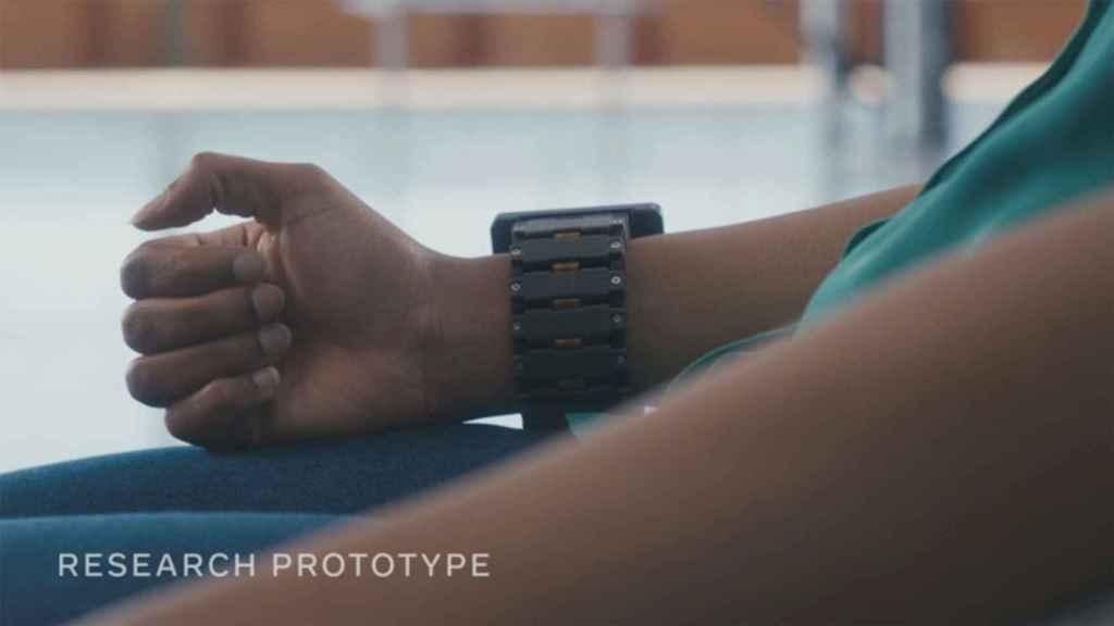 La nueva pulsera de Facebook