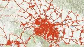 Rastreo de coches posible usando los datos que obtienen, según Ulysses Group