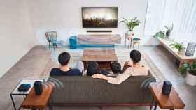 Sony presenta el HT-s40R, su cine en casa con altavoces inalámbricos