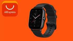 AliExpress ofrece un reloj inteligente por menos de 2 euros.