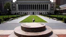 Campus de la Universidad de Columbia.